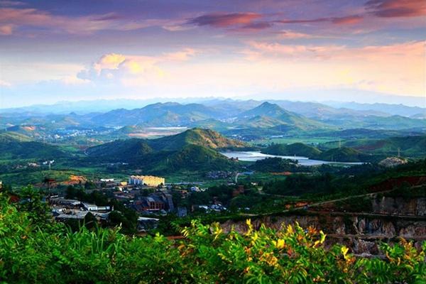 郴州市桂阳县生态文明建设催生经济社会效益双丰收