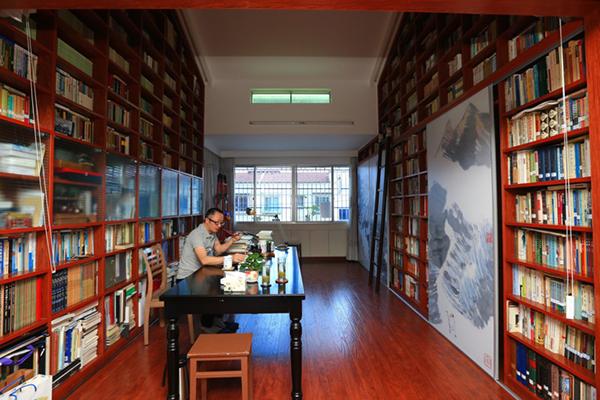 郴州桂阳县欧阳海波书香家庭 最是书香能致远图片